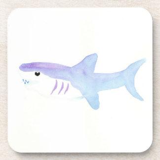 Adorable Shark Drink Coasters