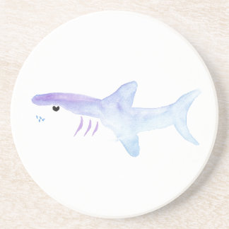 Adorable Shark Drink Coasters