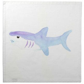 Adorable Shark Napkin