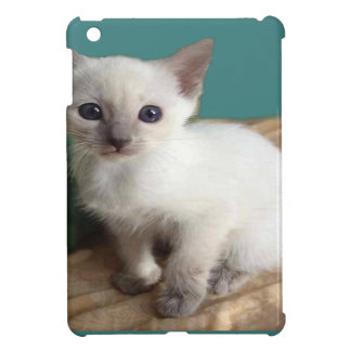 Adorable Siamese Kitten kids gifts Cover For The iPad Mini