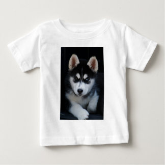 Adorable Siberian Husky Sled Dog Puppy T Shirts