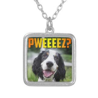 *Adorable* Springer Spaniel Puppy Premium Pendant
