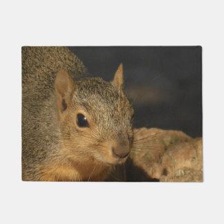 Adorable Squirrel Doormat