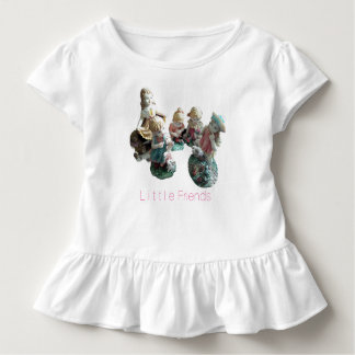 Adorable Toddler Ruffle Tee