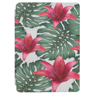 Adorable Tropical Palm Hawaiian Hibiskus iPad Air Cover