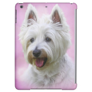 Adorable west highland white terrier