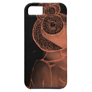 AdorableLady iPhone 5 Case