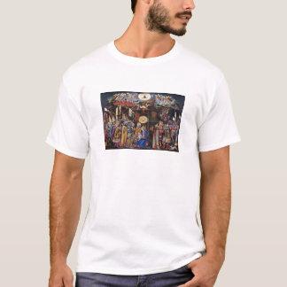 Adoration of Magi - Antonio Vivarini T-Shirt