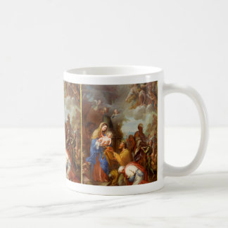 Adoration of the Kings | Giuseppe Chiari Coffee Mug