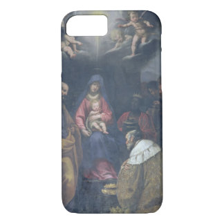 Adoration of the Magi, 1629 (oil on canvas) iPhone 7 Case