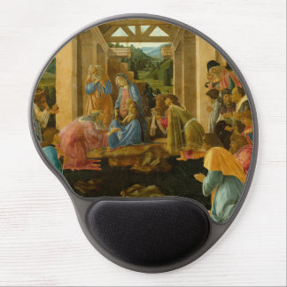 Adoration of the Magi Gel Mouse Pad