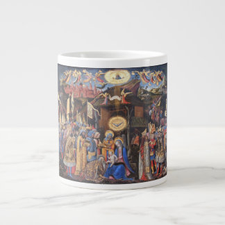 Adoration of the Magi Large Coffee Mug