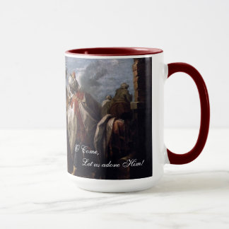 Adoration of the Magi Mug
