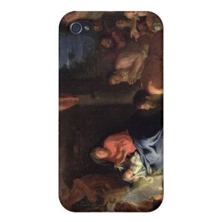 Adoration of the Shepherds, 1689 iPhone 4/4S Cases