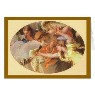 Adoration of the Shepherds - Christmas Card