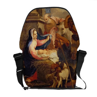 Adoration of the Shepherds Commuter Bag