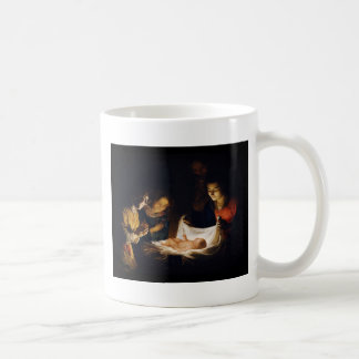 Adorazione del Bambino Adoration of Child Coffee Mug