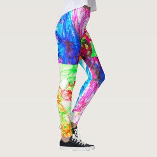 Adore Canvas Splash Leggings