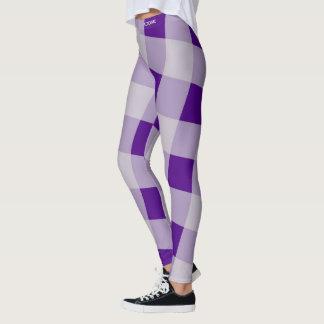 Adore Lilac leggings