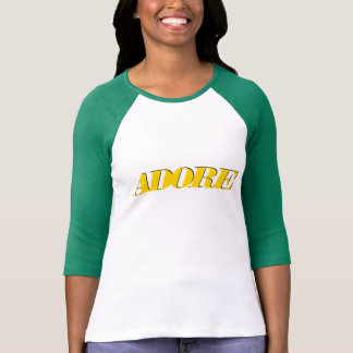 Adore personal theme(not for sale) t-shirt