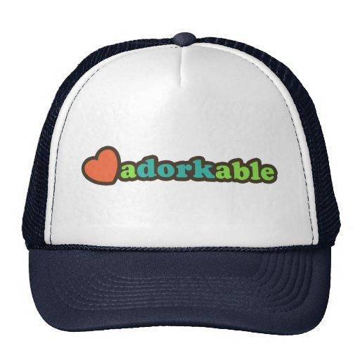 Adorkable Mesh Hat
