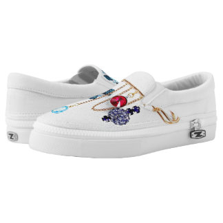 Adorned trainers