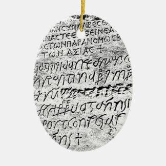 adornment ceramic ornament