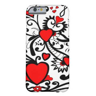 adornment hearts barely there iPhone 6 case