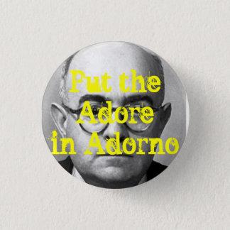 Adorno Button