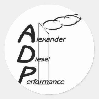 adp[2] round sticker