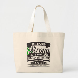 Adrenal Cancer Strong is The Only Choice Bags