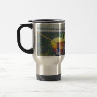 Adrenalin in sight travel mug