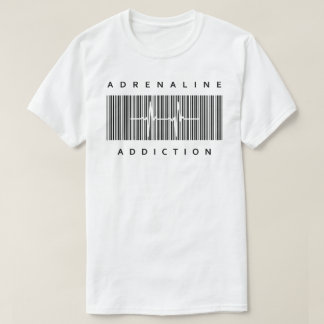 Adrenaline Addiction Men's Basic T-Shirt