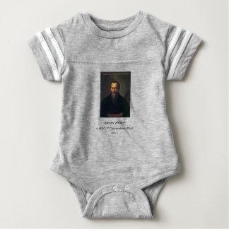 Adrian willaert baby bodysuit