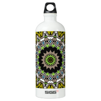 Adrianna Kaleidoscope Design SIGG Traveller 1.0L Water Bottle