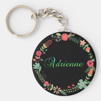 Adrienne 2 key ring
