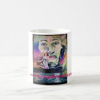 Adrienne artwork mug from Tonia's Fine Art website
