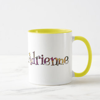 Adrienne's Colorful Fun Mug