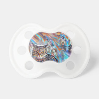 Adrift in Colors Tropical Sunset Cat Dummy