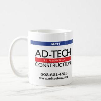 AdTechMugMATT Coffee Mug