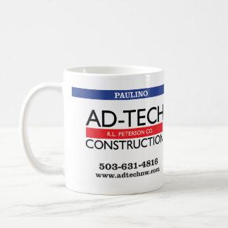 AdTechMugPAULINO Coffee Mug