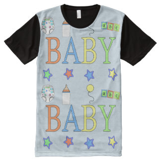 Adult Baby | Be Free | Be Baby | Baby4life All-Over Print T-Shirt