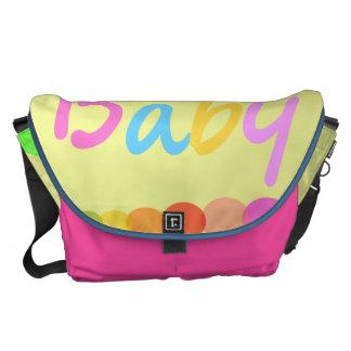 Adult Baby Diaperbag/ABDL diaperbag/Cute Diaperbag Courier Bag