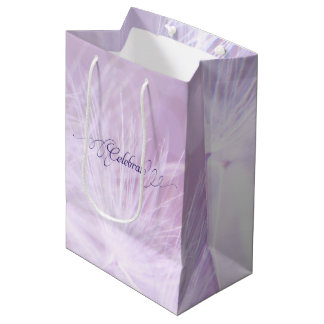 Adult Birthday Custom Gift Bag
