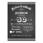 Adult Birthday Party Invitation 50th, 60th, 40th