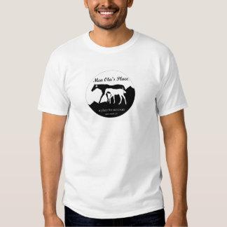 Adult - Black & White Logo Shirt