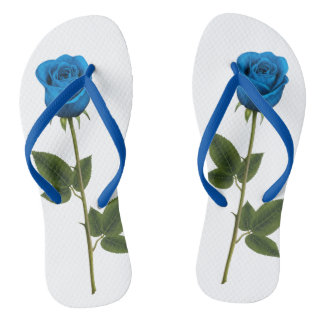 Adult, Blue rose Slim Straps Thongs