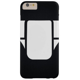 Adult Diapers Pictograph Barely There iPhone 6 Plus Case