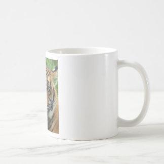 Adult Tiger Coffee Mug