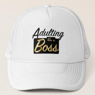 Adulting like a Boss | Hat